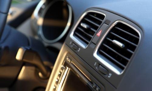 Система автоматического кондиционирования воздуха автомобиля