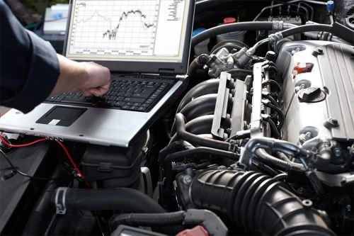 Ремонт автомобиля и компьютерная диагностика